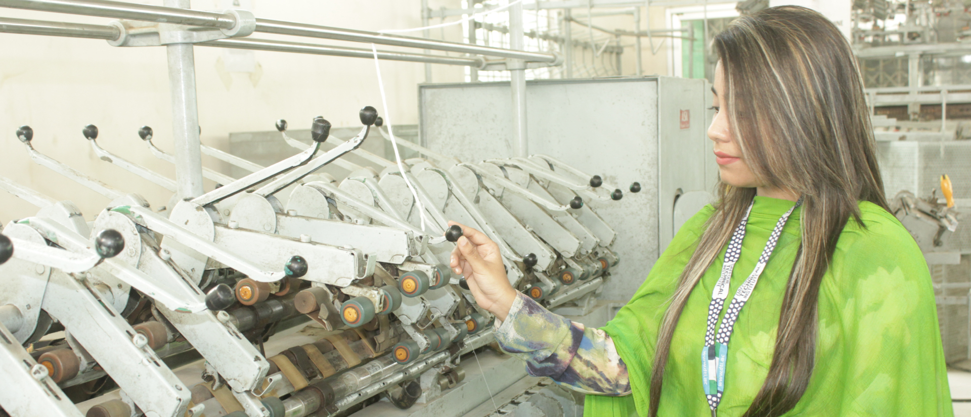 Diploma in Textile Engineering